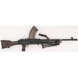 WWII British Bren MK2 Dummy Machine Gun