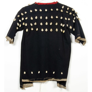 Sioux Girl's Dress with Cowrie Shells
