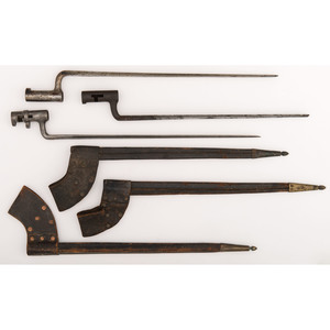 Lot of 3 U.S. Bayonets