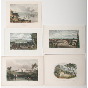 Small Scenic Engravings