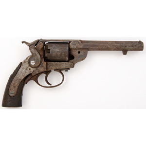 Confederate Import Kerr Patent Percussion Revolver