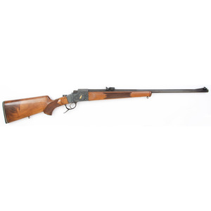 ** Haenel KK Sport Single Shot .22 Rifle