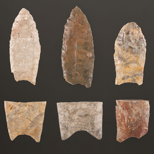 A Group of Broken Paleo Points