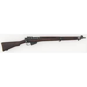 **Canadian No 4 Mk I Enfield Rifle