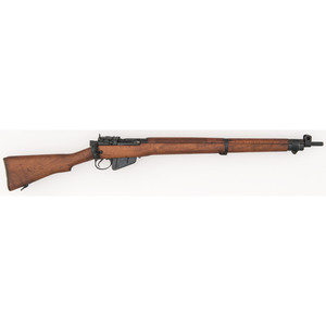 ** British Maltby No. 4 Mk I Enfield Rifle