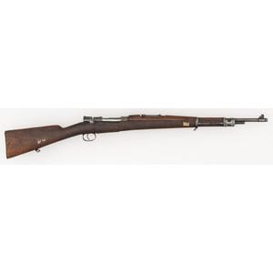 ** Belgian Mauser