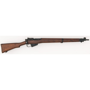 ** South African Fazakerley No. 4 Mk 2 Enfield Rifle