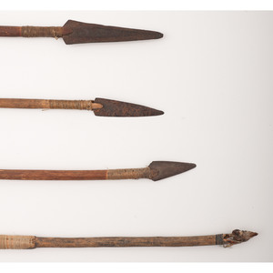 Plains Arrows, From the James B. Scoville Collection