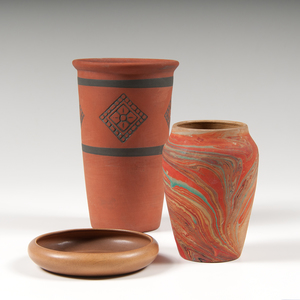 North Dakota School of Mines Art Pottery, Plus