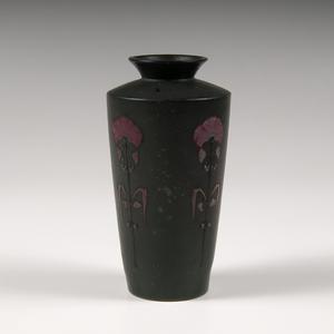 Chicago Crucible Art Pottery Vase