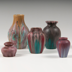 Eugene Baudin Art Pottery