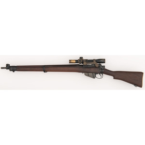 ** British Shirley No. 4 Mk I (T) Enfield With Scope