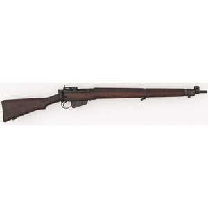 **Canadian Long Branch No. 4 Mk I* Enfield Rifle