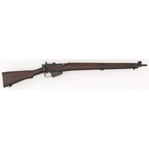 ** British Fazakerley No. 4 Mk I Enfield Rifle