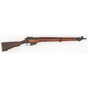 **South African Savage No. 4 Mk I Enfield Rifle