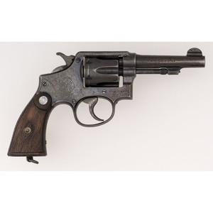 ** British S&W M&P Model Revolver