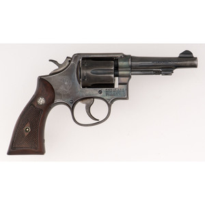 ** S&W Model 10-2 Revolver Marked NPD
