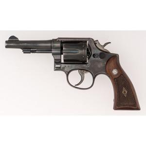 ** S&W Model 10-2 Revolver Marked NPD