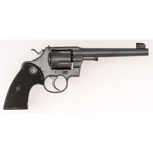 **Colt New Police Revolver