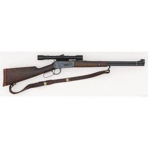 ** Winchester Pre-'64 Model 94 with Scope