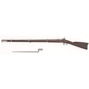 Springfield U.S. Model 1861 Springfield Rifle with Bayonet