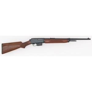 ** Winchester Model 1907SL Rifle