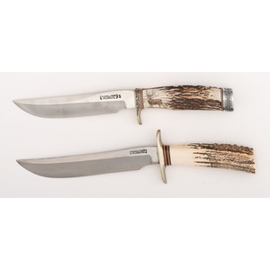 Lot of Two Randall Fighting Knives