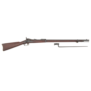 1884 Springfield Rifle with Bayonet