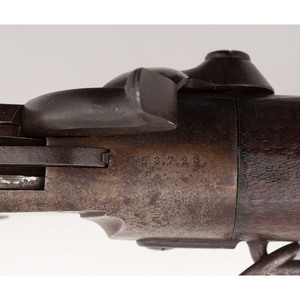 1865 Spencer Carbine, From the James B. Scoville Collection