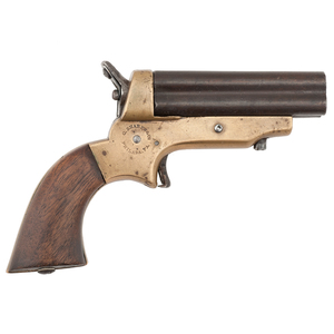 Sharp's Four-Barrel Derringer