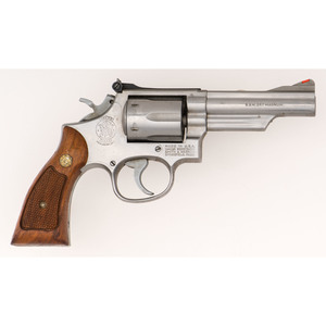 * Smith and Wesson Model 66 Revolver