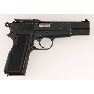 ** Canadian Inglis Contract Mk. I* Hi-Power Pistol
