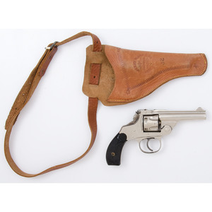 Hopkins and Allen Revolver with Holster