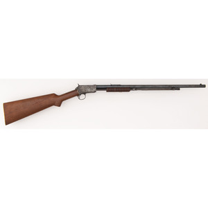 ** Winchester Model 1890 .22 Pump Action Rifle