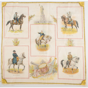 Buffalo Bill Cody Textiles, Lot of Three