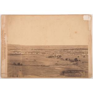 Grabill Photograph of Fort Meade, Dakota Territory
