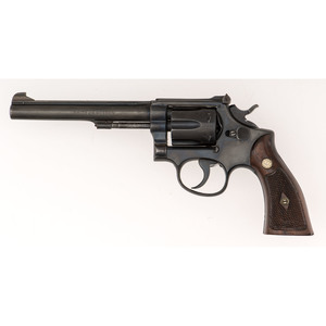 ** Smith & Wesson K22 Masterpiece