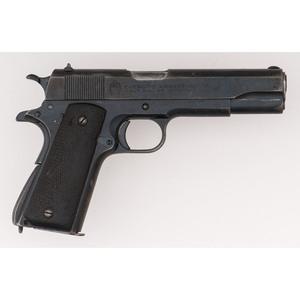 ** Argentine Colt Model 1927 Pistol