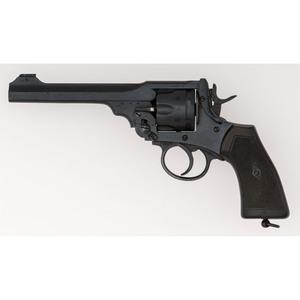 ** British Webley Mk IV Revolver
