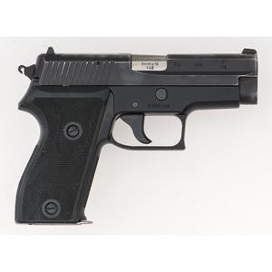 * Sig Sauer P 6 Pistol