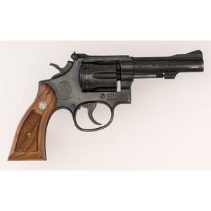 * Smith & Wesson Model 18-4 .22 Revolver