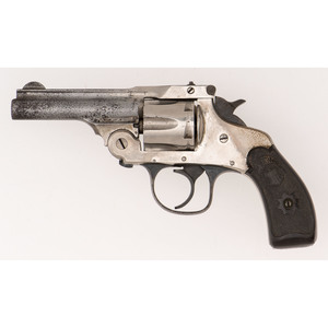 Forehand & Wadsworth Top Break Revolver