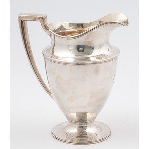 Tiffany & Co. Sterling Water Pitcher