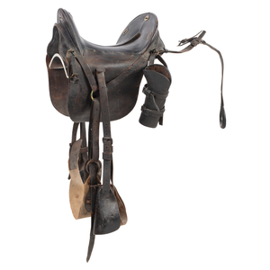 McLellan Type Saddle