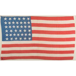 39-Star Parade Flag