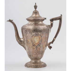 Gorham Sterling Coffee Pot