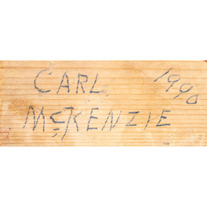 Carl McKenzie (American, 1905-1998)
