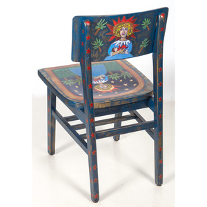 Contemporary Folk Art by Steve Meadows, Thomas May, and Susan Hale