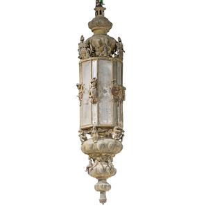 A Venetian Barge Lantern