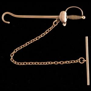 14k Victorian Glove Button Hook
